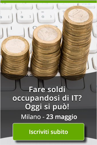 20170523 - evento AEM - Fare soldi occupandosi di IT