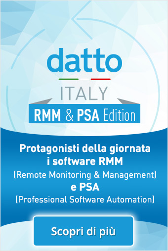 Datto Italy - rmm & psa