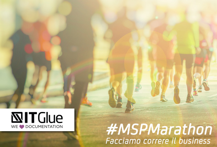 #MSPMarathon - IT Glue